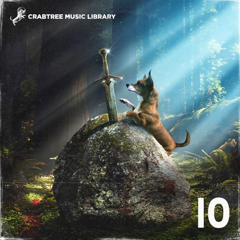 Crabtree Music Library Vol. 10