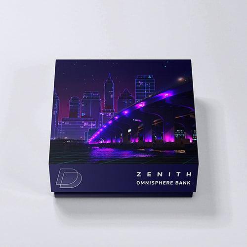 DrumVault Zenith Omnisphere Bank