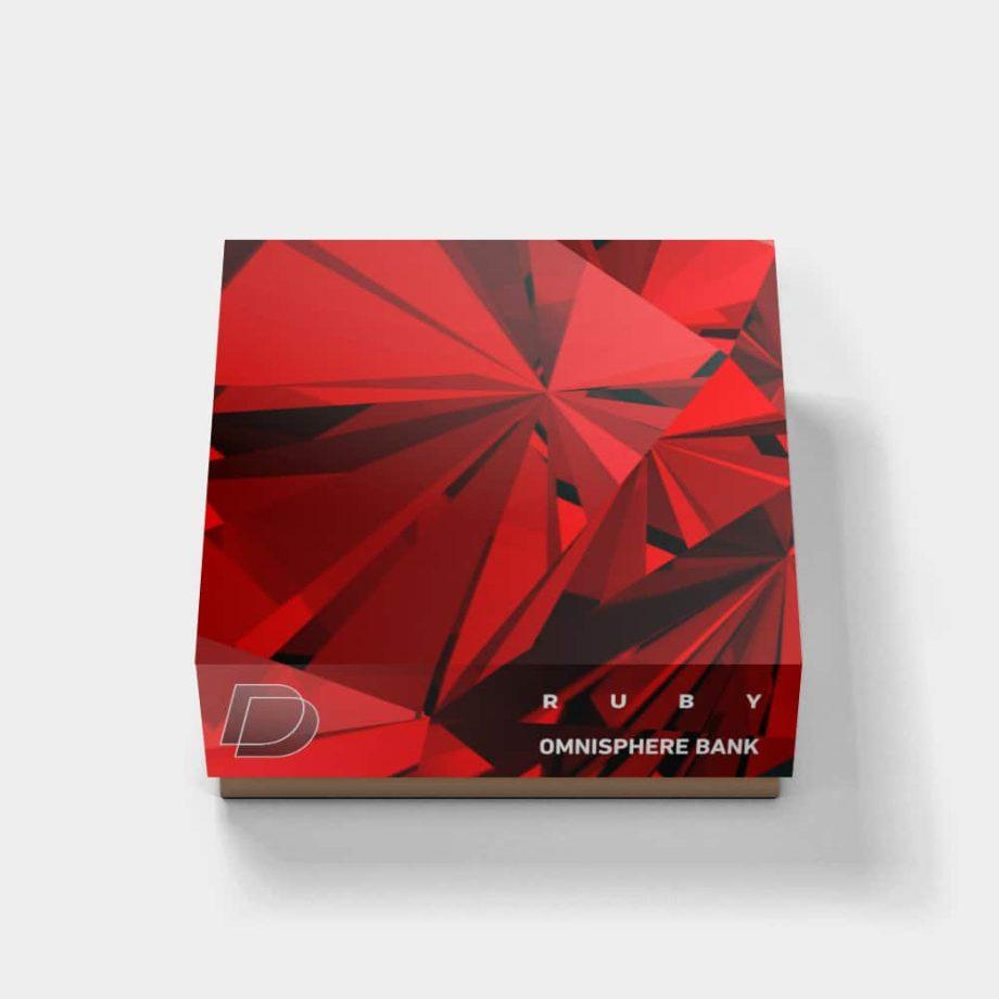 Drumvault Ruby Omnisphere Bank