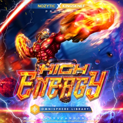 Hades Cannon High Energy Omnisphere 2 Library