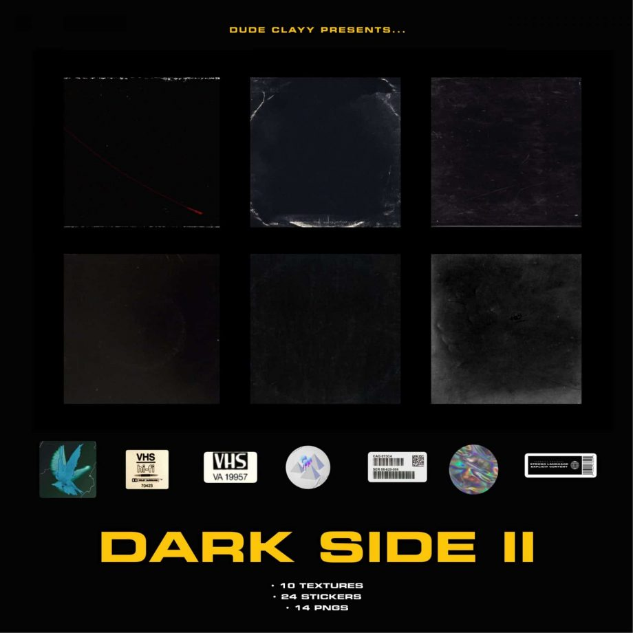 Treesoundrecords Dude Clayy – Dark Side II Gfx Pack