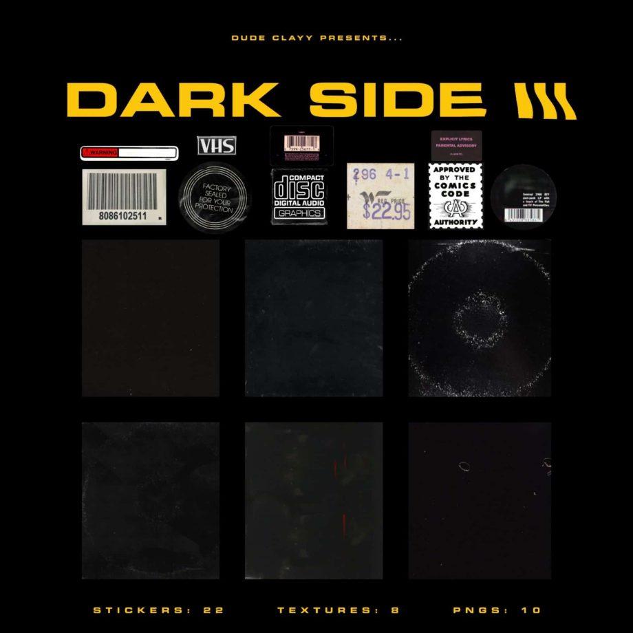 Treesoundrecords Dude Clayy – Dark Side III Gfx Pack