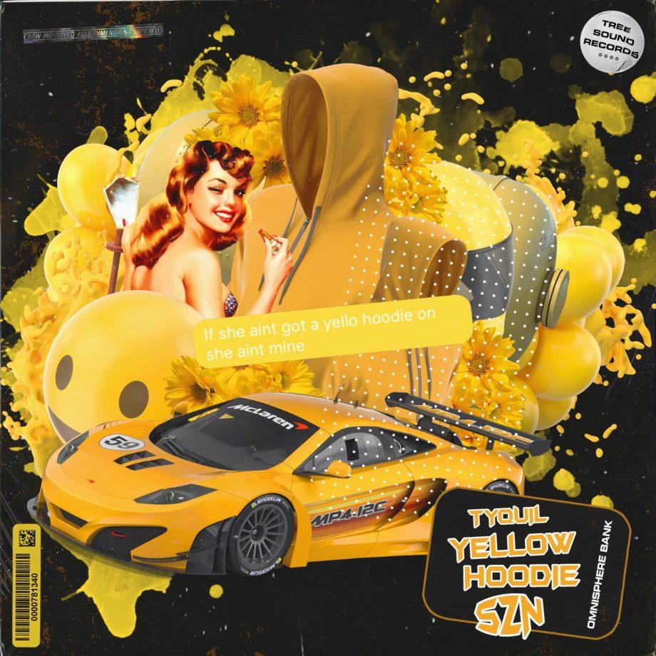 Treesoundrecords Tyquil Yellow Hoodie Szn Omnisphere Bank