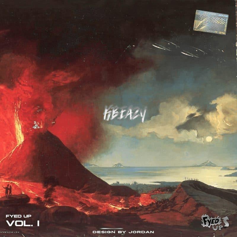KBeaZy Fyed Up Volume 1 Drum Kit