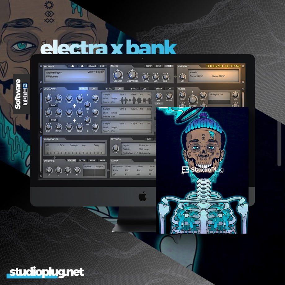 StudioPlug Cerulian Electra X Bank