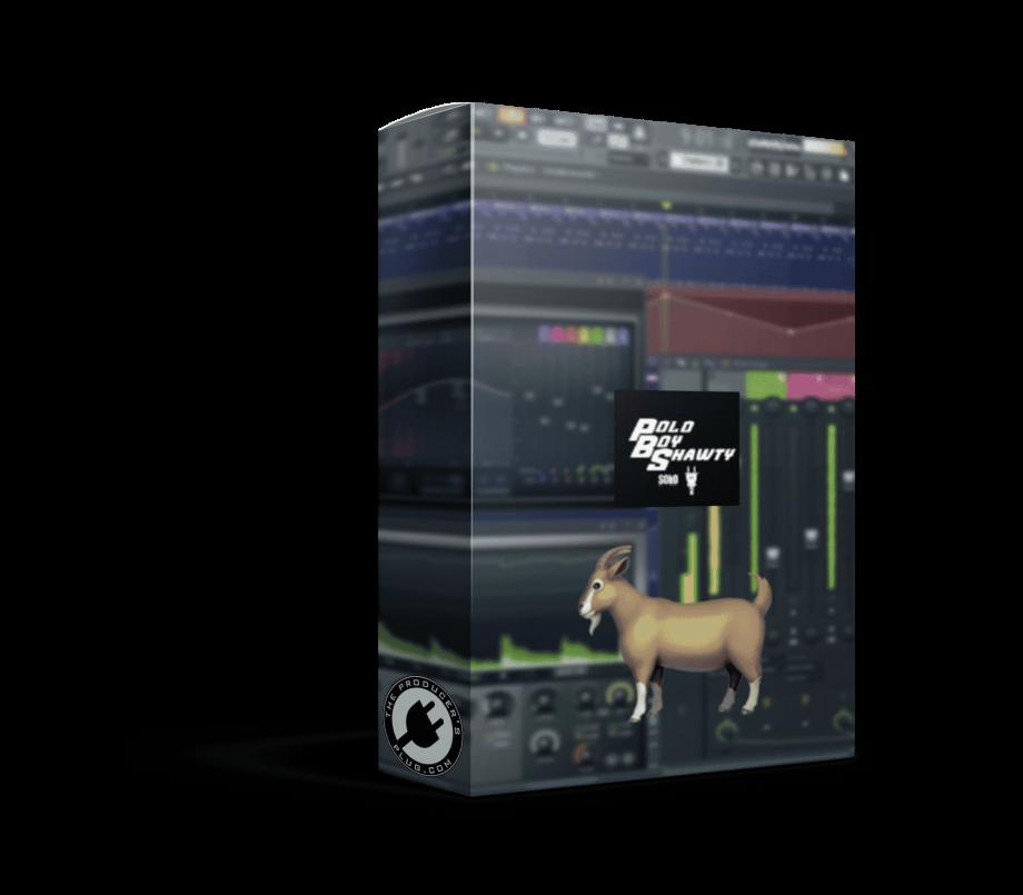 The Producers Plug Polo Boy Shawty – GOAT Drum Kit