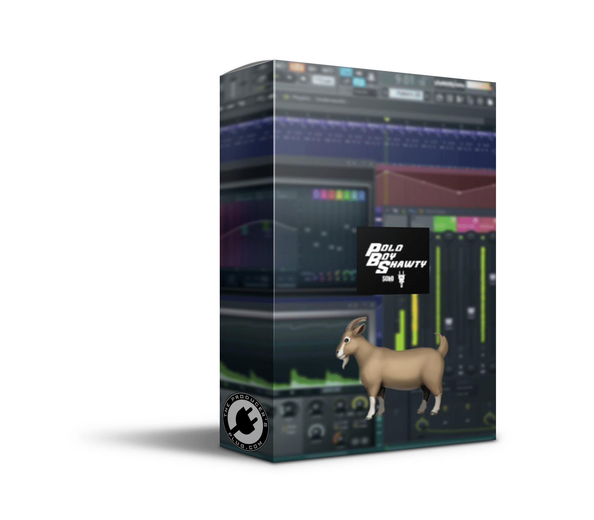 The Producer's Plug – Polo Boy Shawty – GOAT Drum Kit