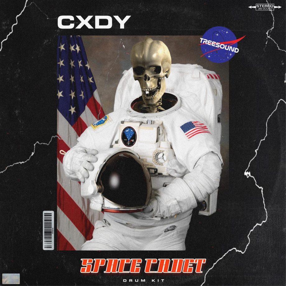 Treesound Cxdy – Space Cadet Drum Kit