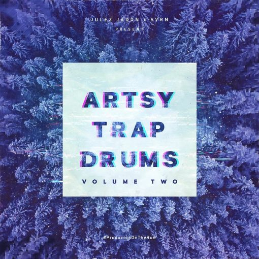 Julez Jadon Artsy Trap Drums Vol. 2