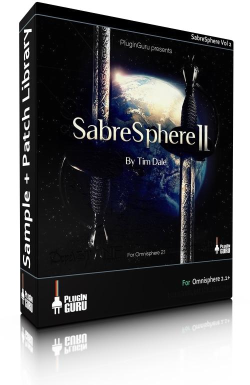 PlugInGuru SabreSphere II for Omnisphere 2