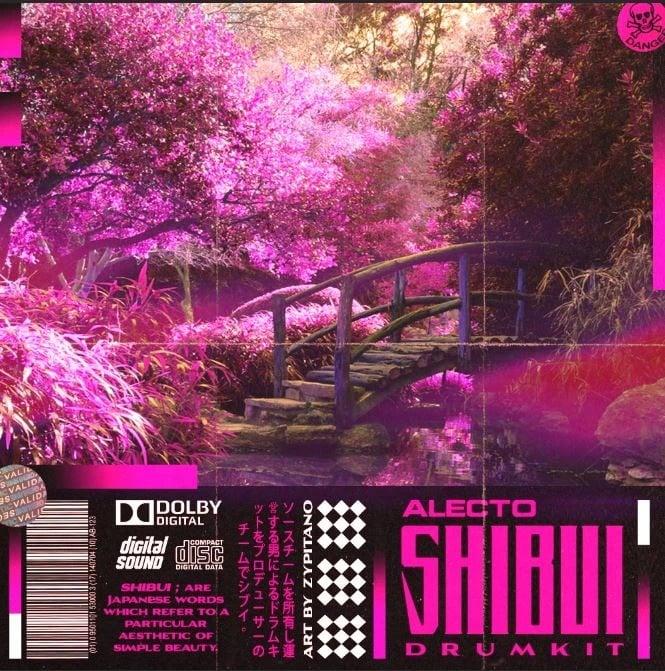 SaucierSquad ALECTO Shibui Drum Kit