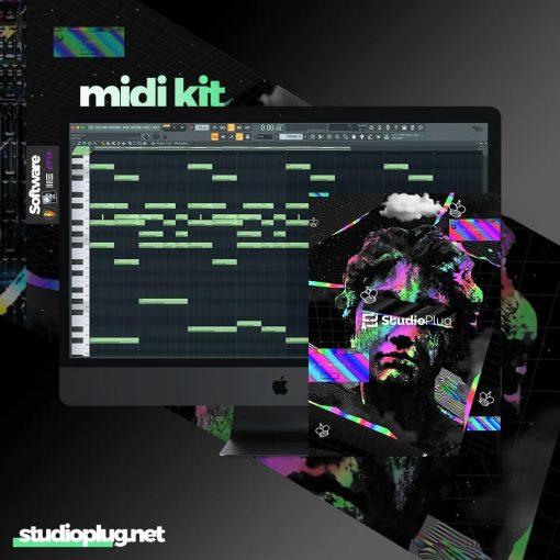 StudioPlug Palace Midi Kit