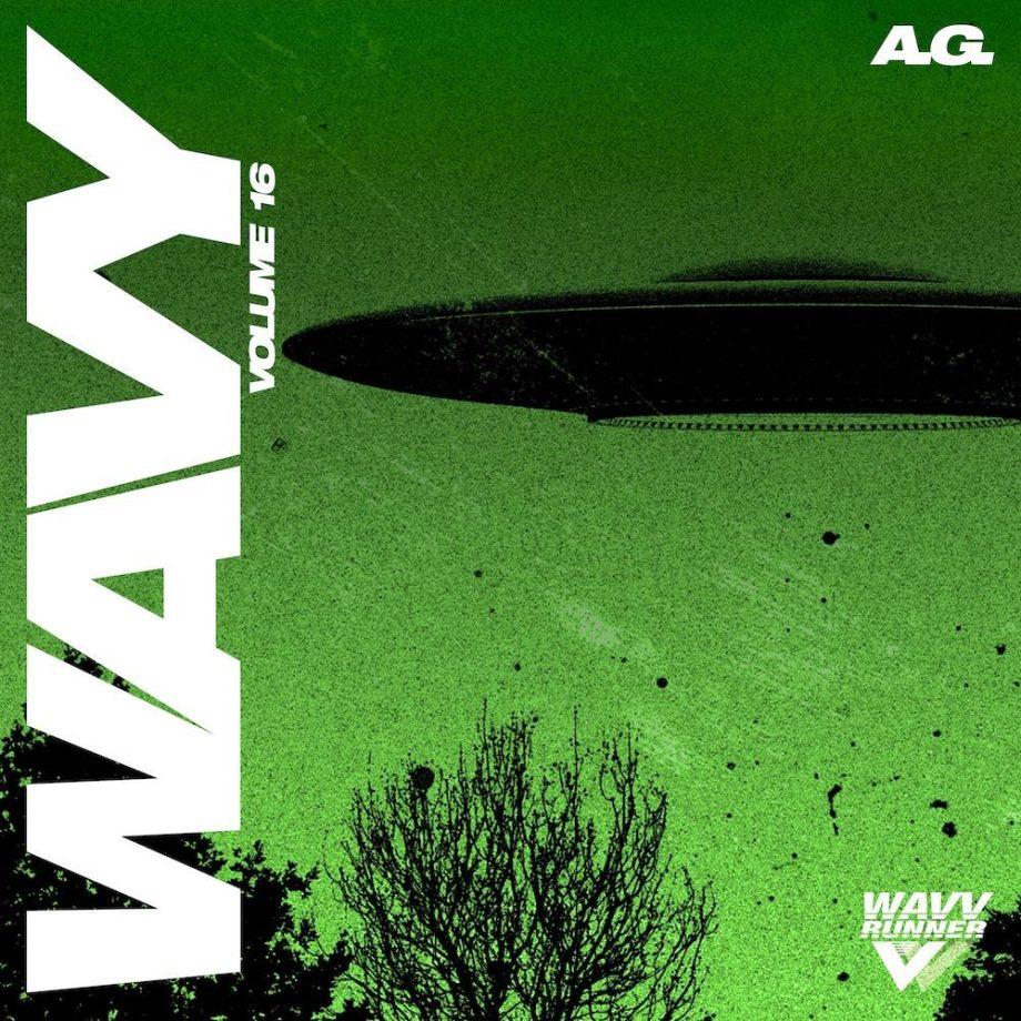 The Drum Broker A.G. Wavy Sample Pack Vol. 16