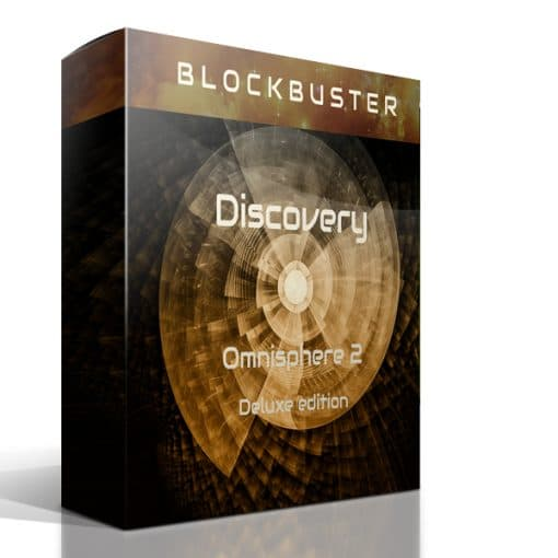 Triple Spiral Audio Discovery Blockbuster