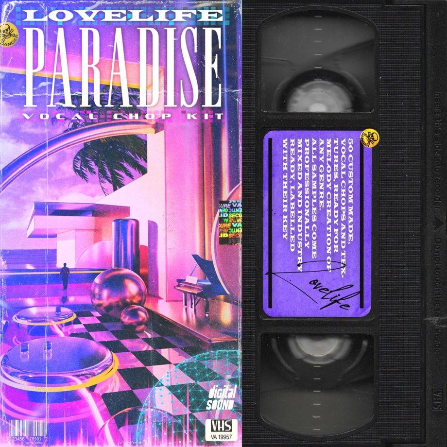 lovelife Paradise Vocal Kit
