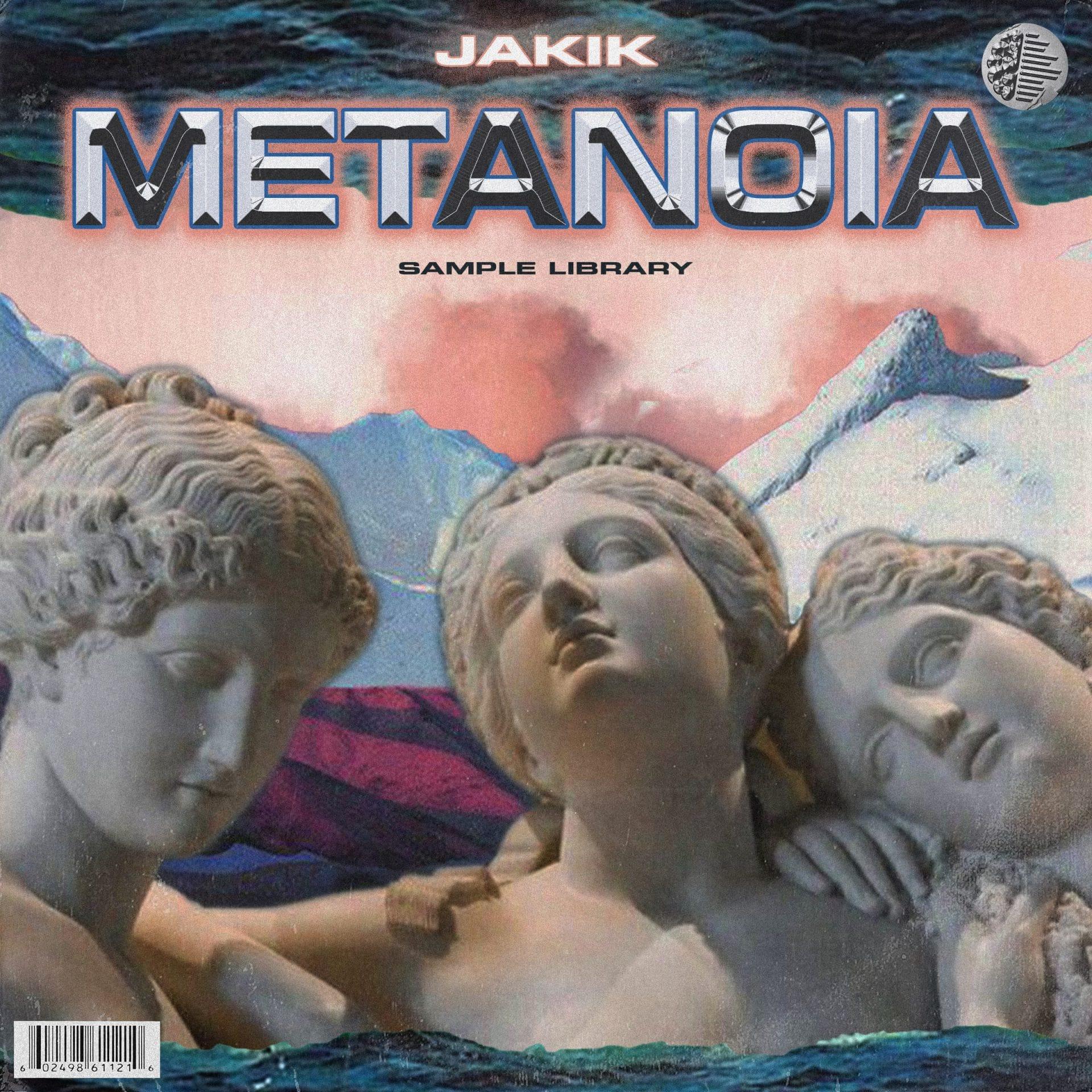 Drumify – Jakik – Metanoia (Sample Library)