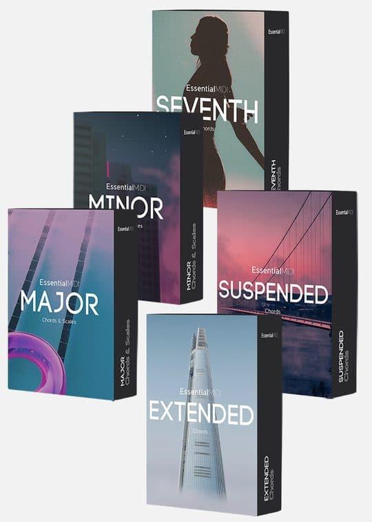 Essential MIDI Complete Midi Chord Pack