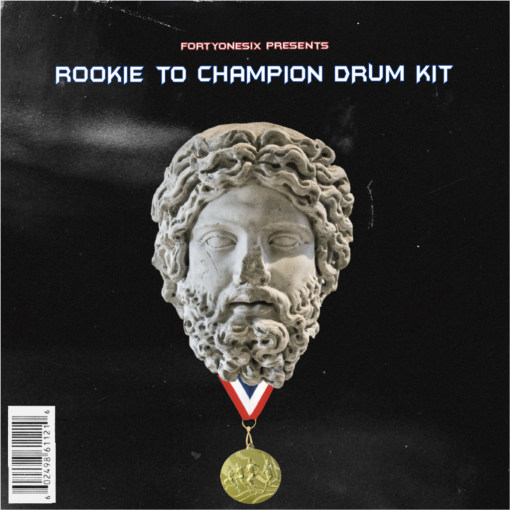 FortyOneSix Rookie To Champion Drum Kit