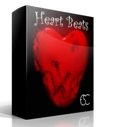 Triple Spiral Audio ESC Heart Beats for Omnisphere 2