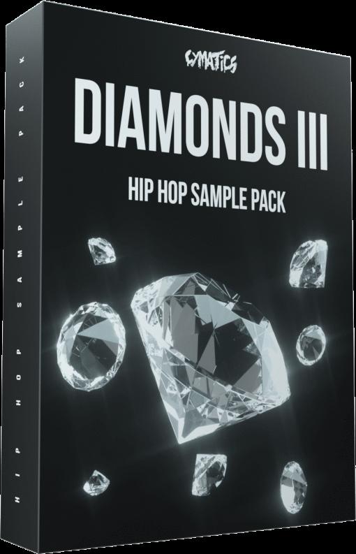 Cymatics Diamonds III Hip Hop Sample Pack