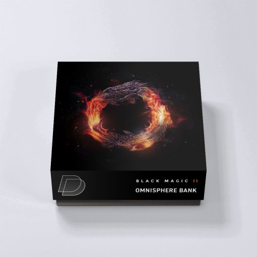 DrumVault Black Magic II Omnisphere Bank