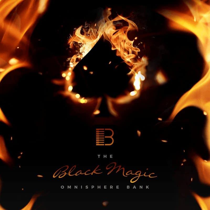 DrumVault Black Magic Omnisphere Bank