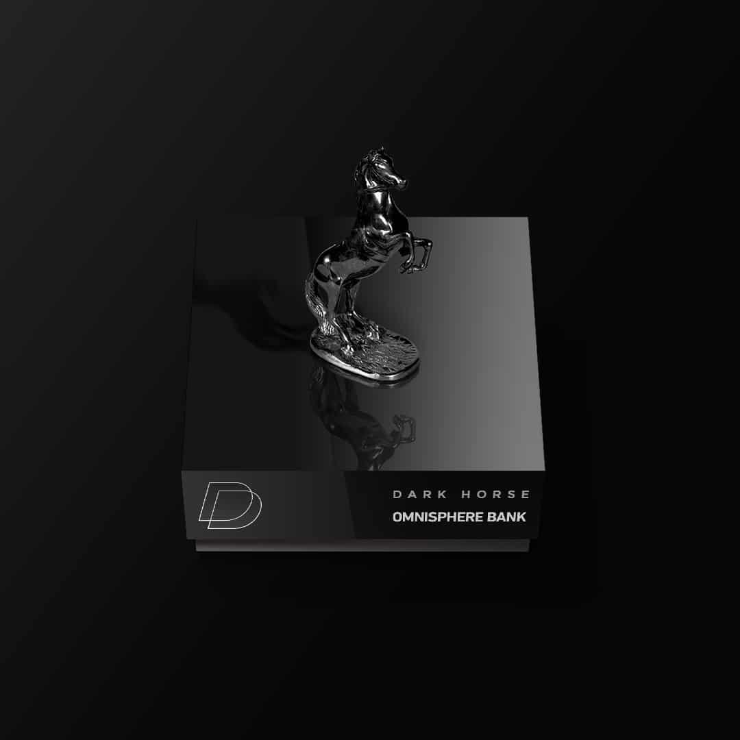 DrumVault – Dark Horse (Omnisphere Bank)