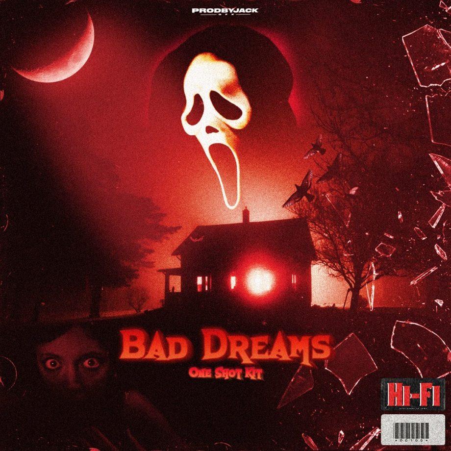 "ProdbyJack ""Bad Dreams"" One Shot Pack"