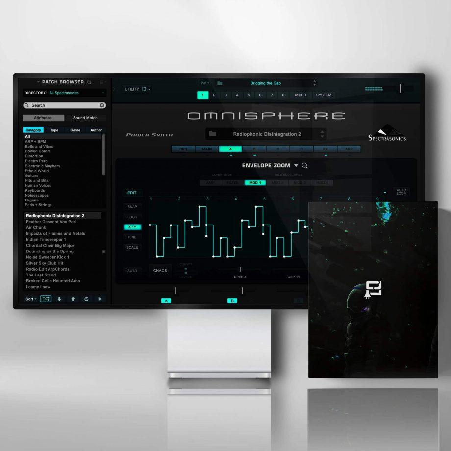 StudioPlug Blvck Space Omnisphere Bank scaled