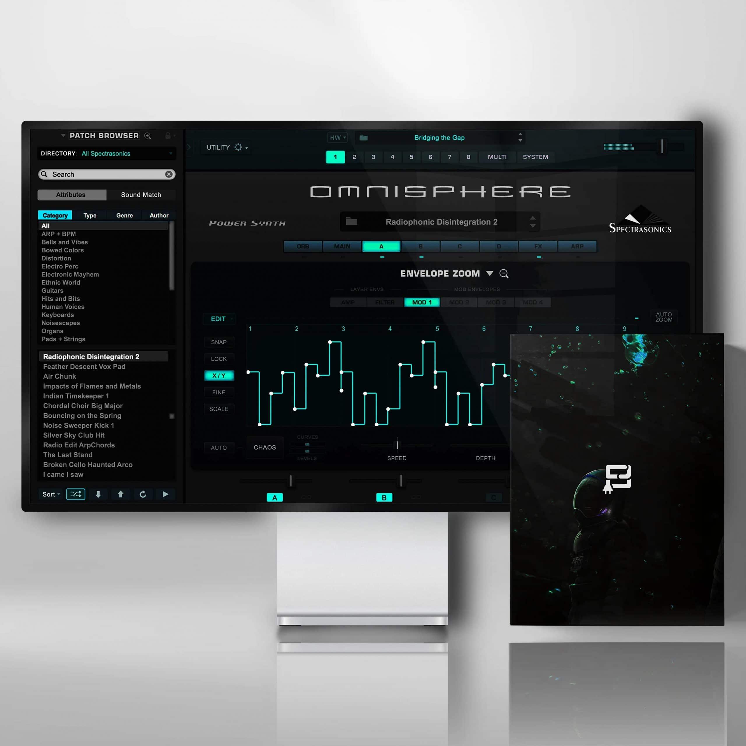 StudioPlug – Blvck Space (Omnisphere Bank)