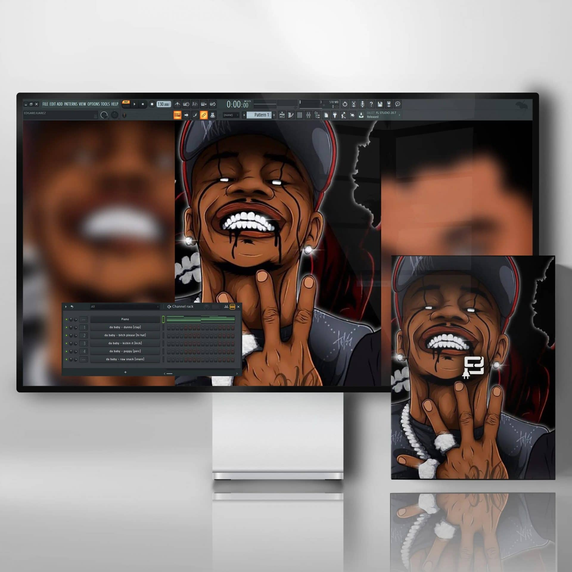 StudioPlug – Dababy (Producer Kit)