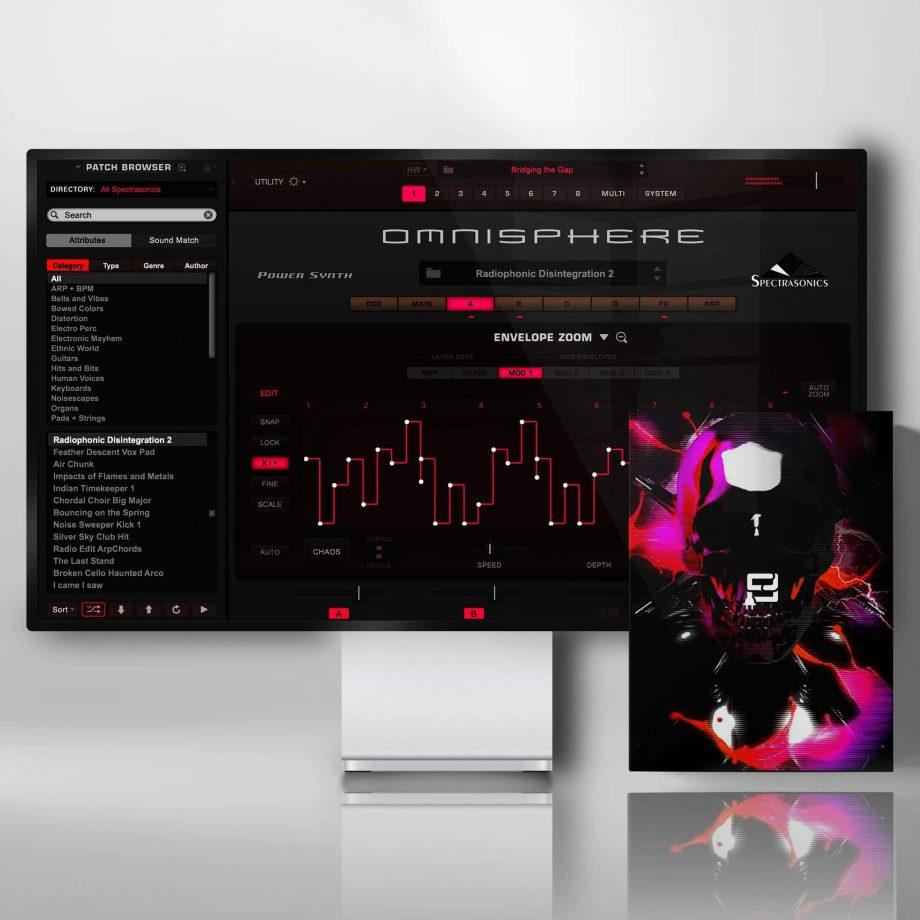StudioPlug Dark Demons Omnisphere Bank scaled