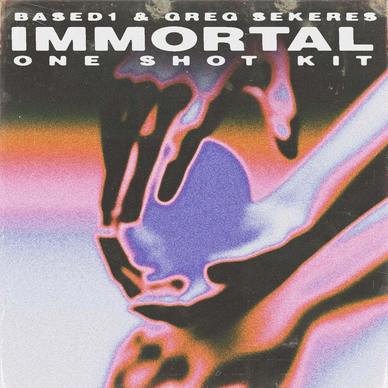Drumify – Based1 & Greg Sekeres – Immortal (One Shot Kit + Midi & Samples)