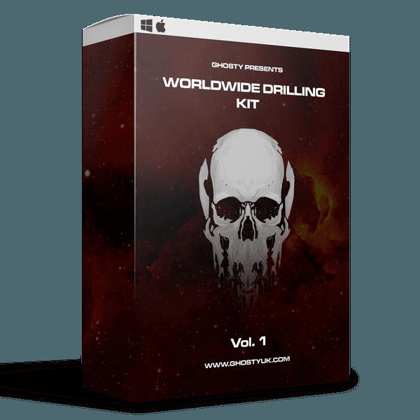 Ghosty worldwide drilling kit vol. 1