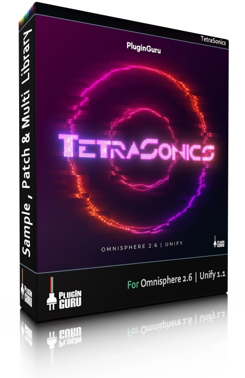 PluginGuru TetraSonics for Omnisphere 2 Unify
