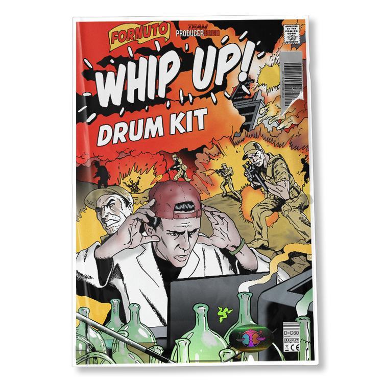 Producergrind FORNUTO WHIP UP DRUM KIT