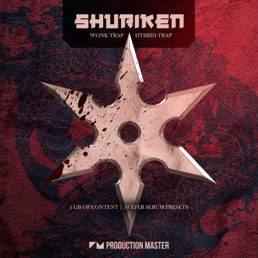 Production Master Shuriken Wonk Hybrid Trap