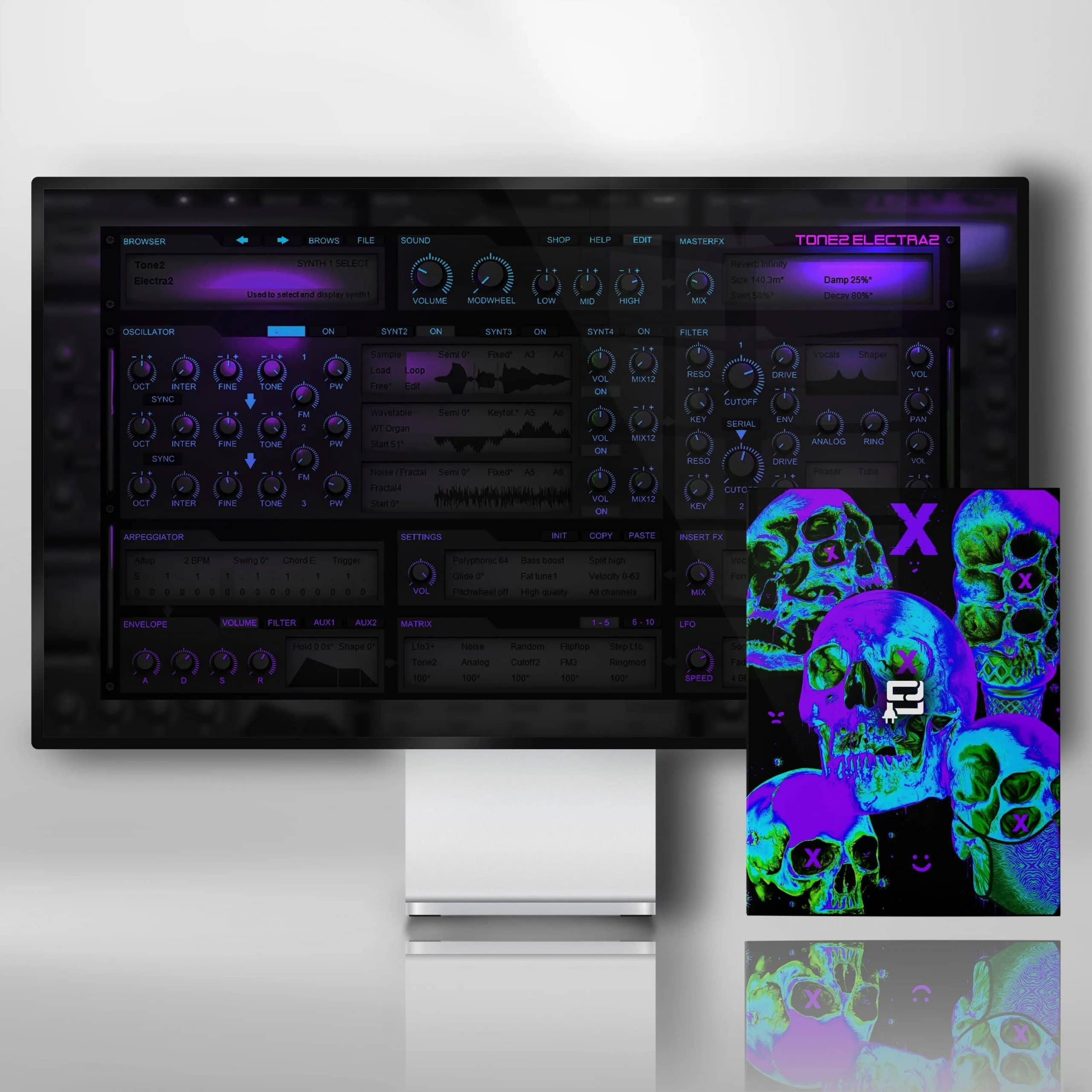 StudioPlug – Ghost Face (Electrax Bank)