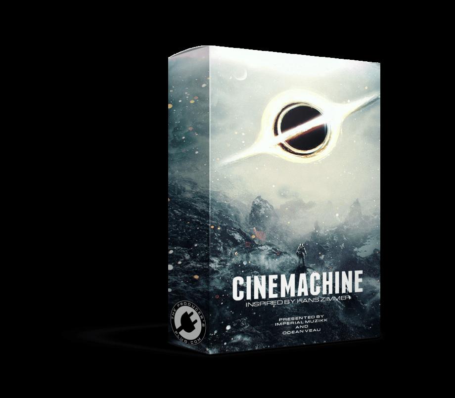 The Producers Plug Ocean Veau Imperial Muzikk Cinemachine ElectraX Bank
