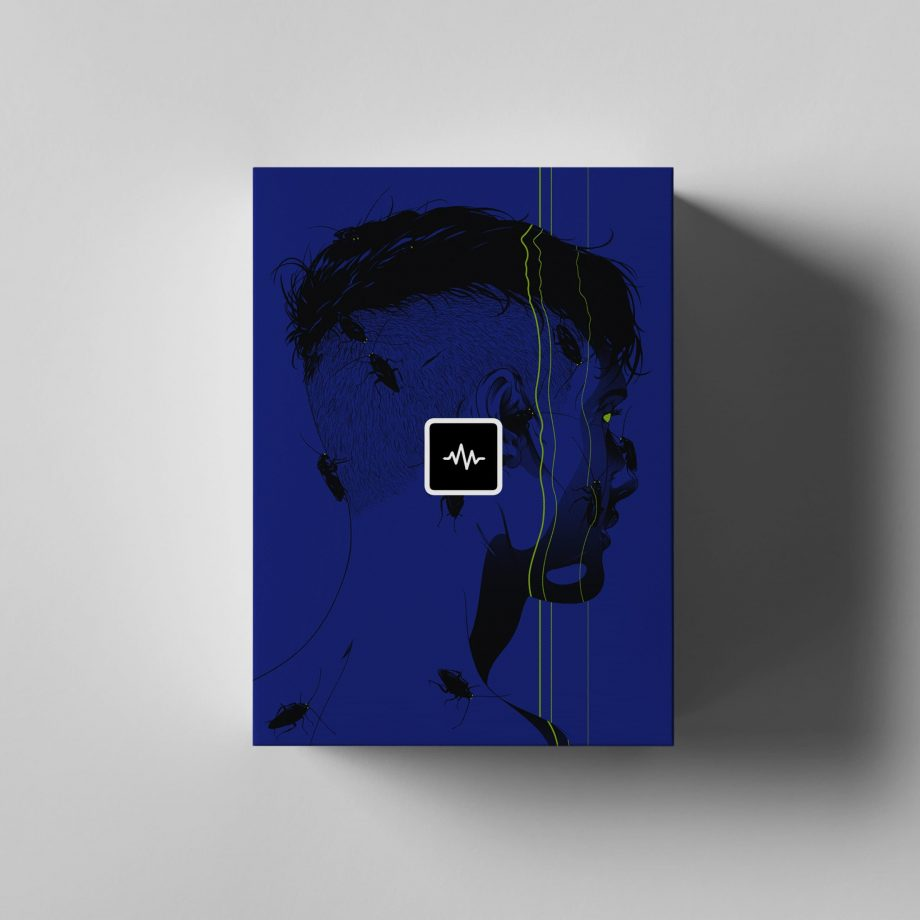 WavSupply KC Supreme Blue Faces Loop Kit
