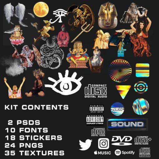 Drumify Dude Clayy Kami Osha – Divinity Gfx Kit V2