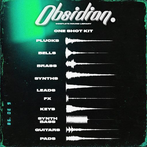ProdbyJack - Obsidian - One Shot Kit