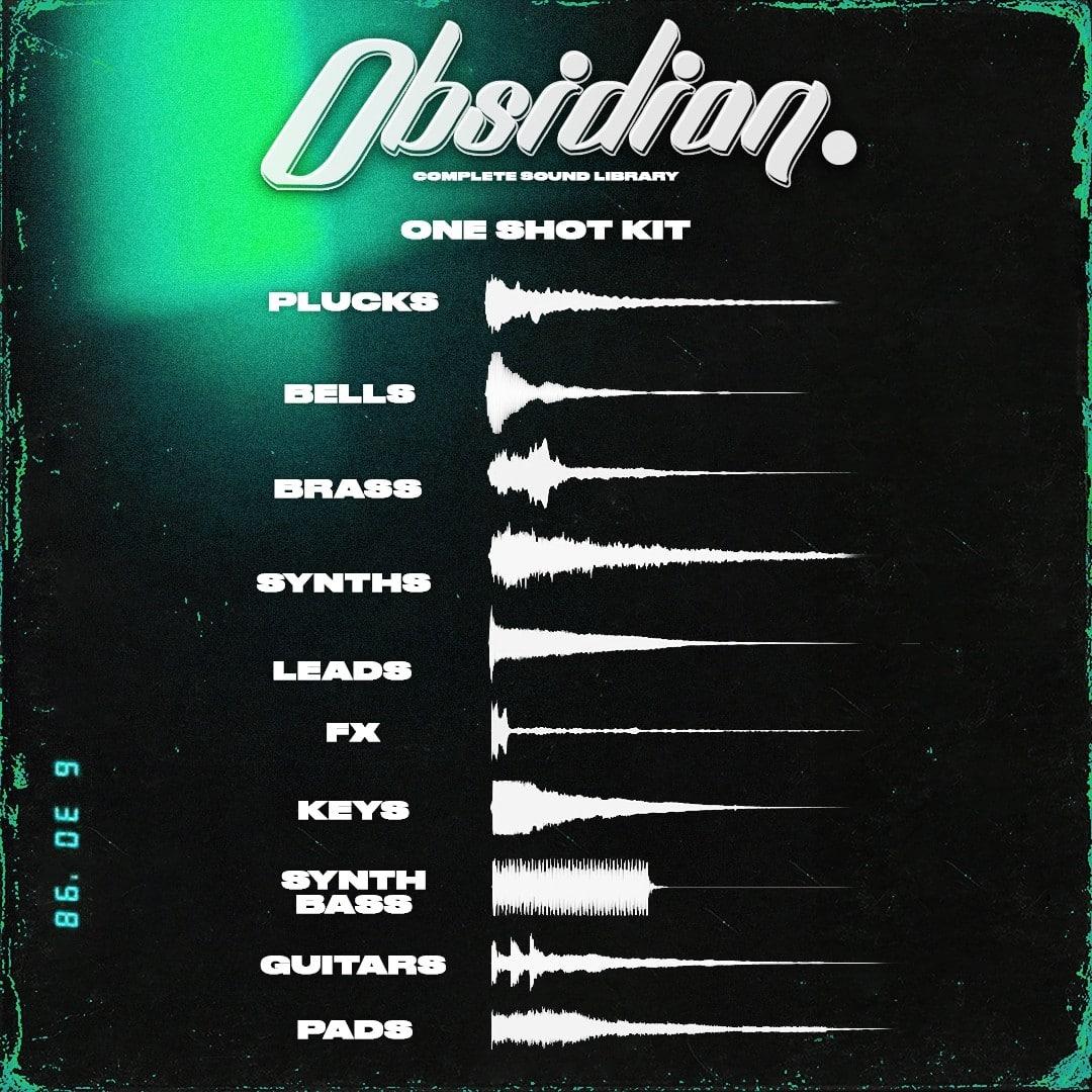 ProdbyJack - Obsidian - One Shot Kit