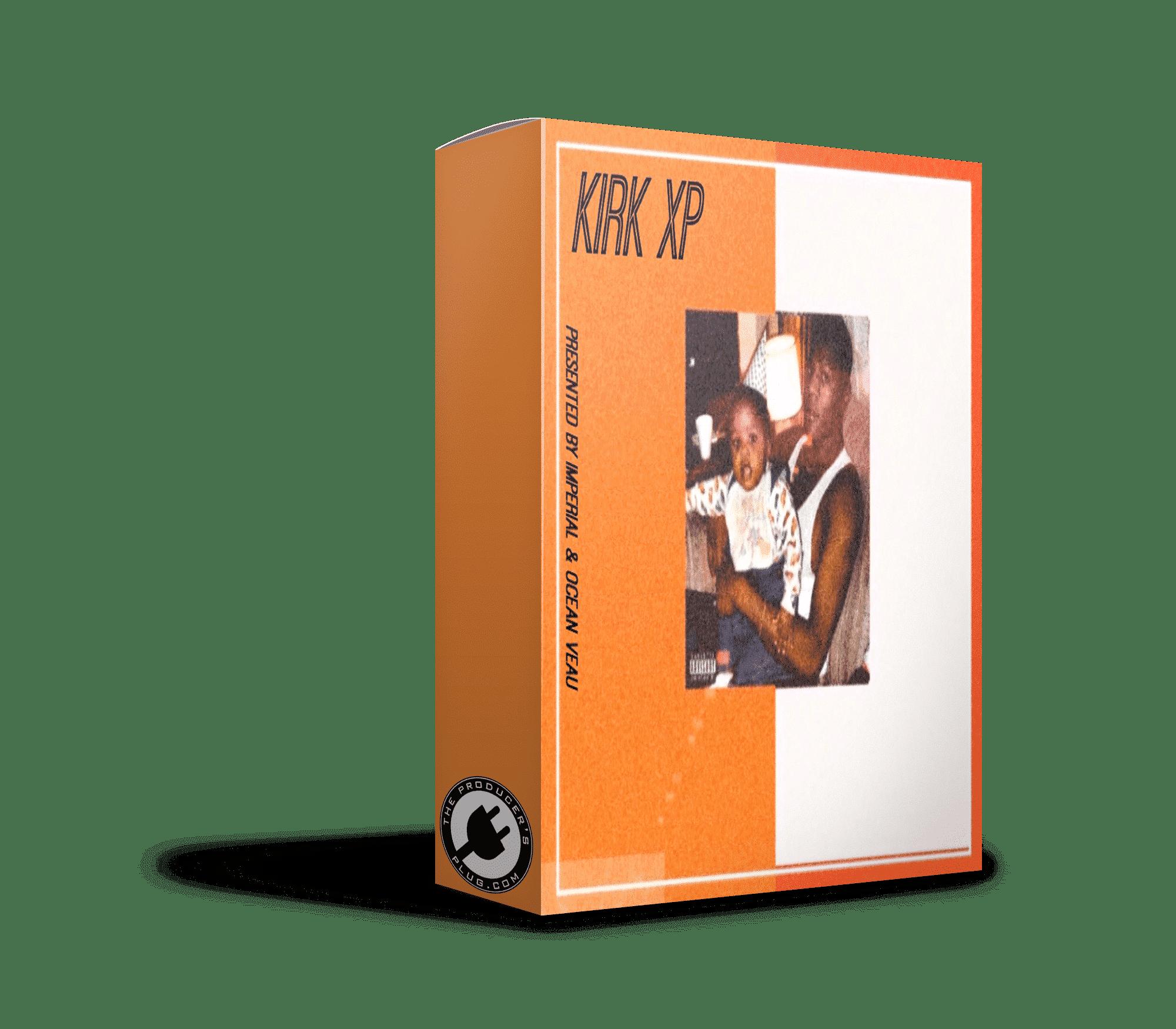 's Plug – Ocean Veau & Imperial – KIRK (ElectraX Preset Bank)
