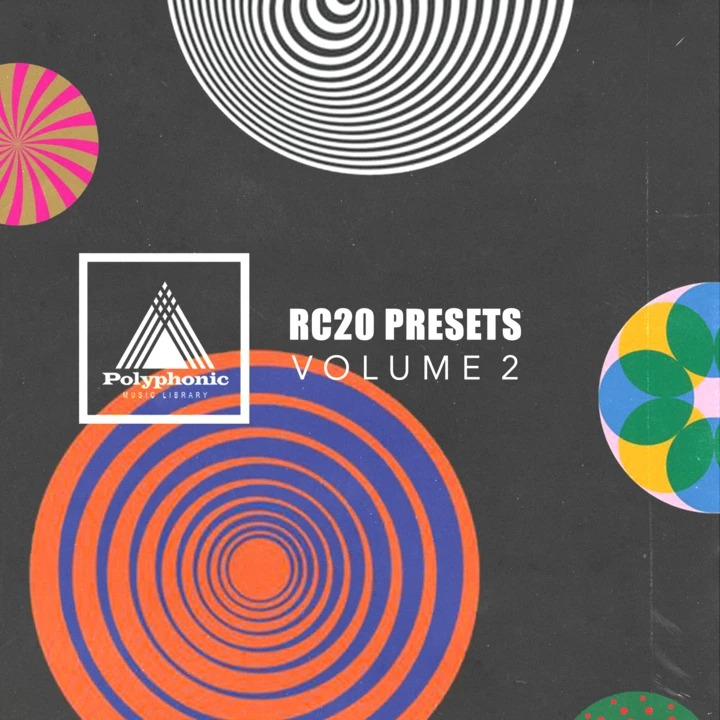 Polyphonic Music Library RC 20 Presets Vol.2