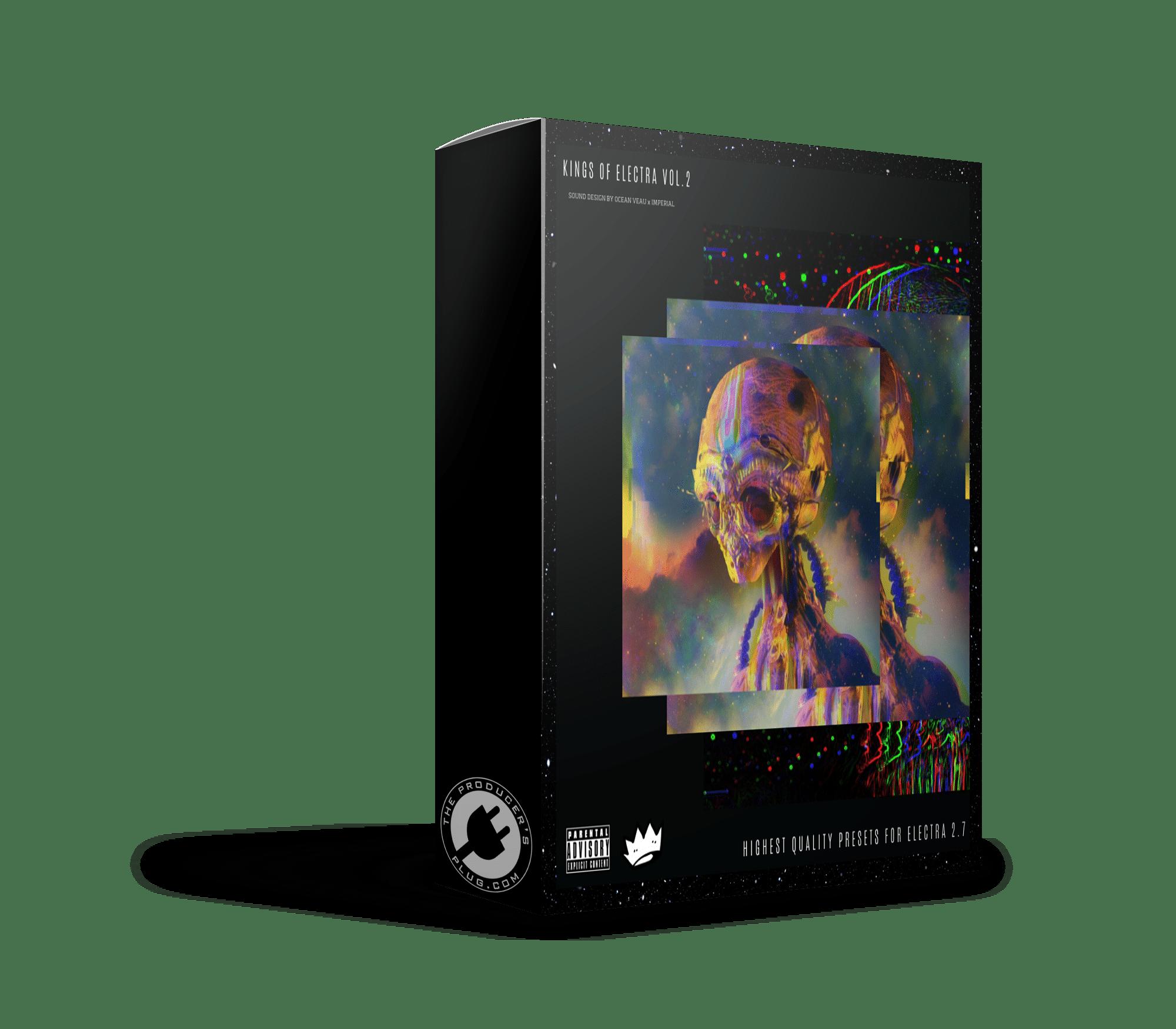 's Plug – Ocean Veau & Imperial – Kings Of Electra Vol.2 (ElectraX Bank)