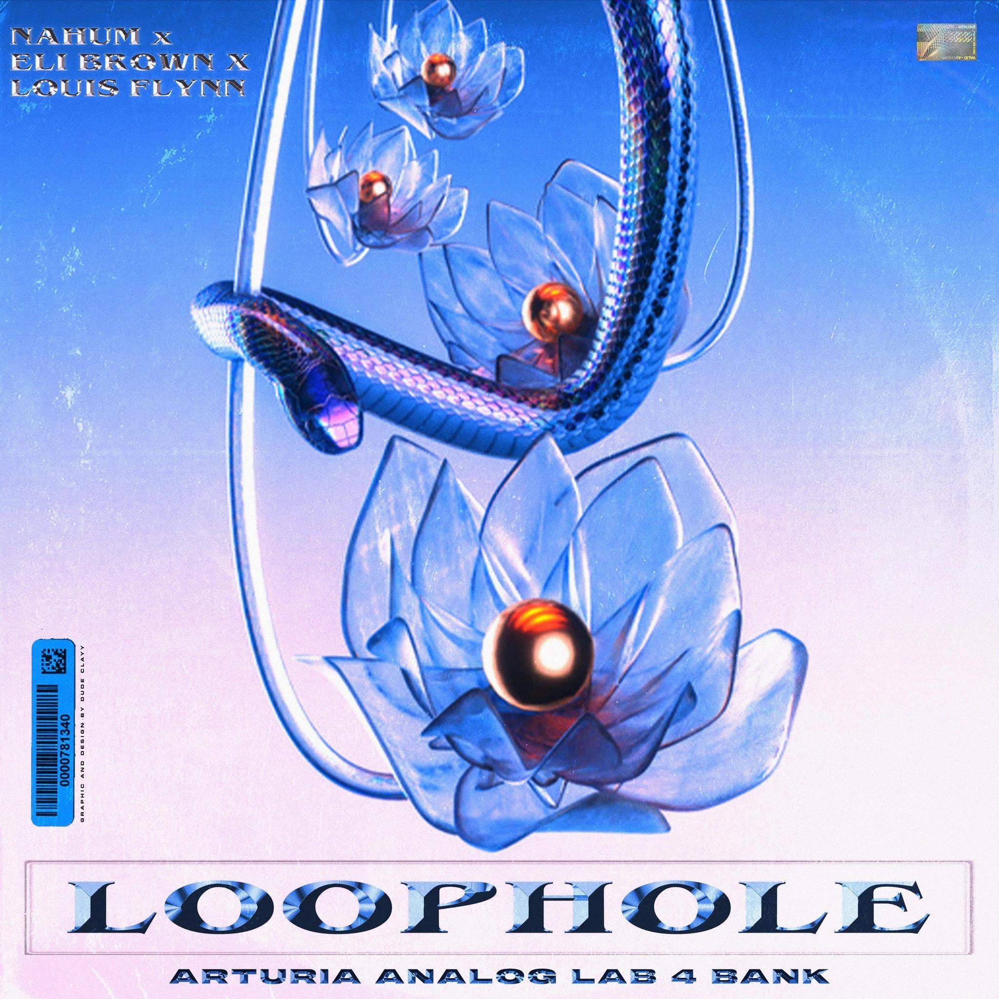 Up North Music Group – LOOPHOLE – ARTURIA ANALOG LABS 4