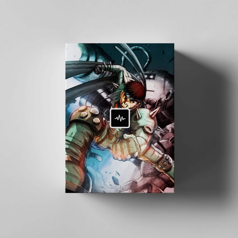 WavSupply JRHITMAKER Revenge Sample Pack
