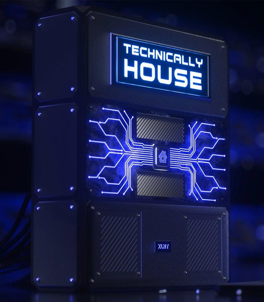 XLNTSOUND Technically House