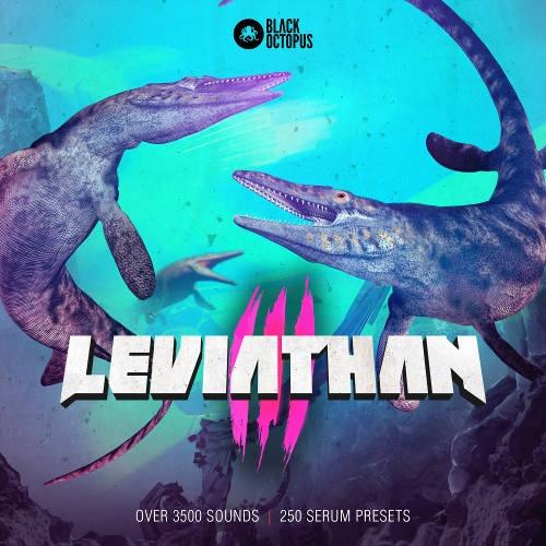Black Octopus Sound Leviathan 3